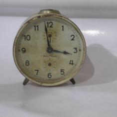 Ceas vechi de birou Rolls Patent ! - Ceas de masa