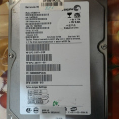 Hard Disk Seagate, 40-99 GB, Rotatii: 7200, IDE - HDD PC Seagate 80Gb IDE (R)