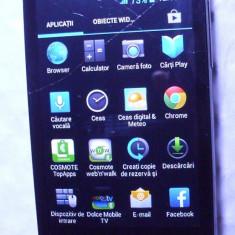Telefon mobil acer z3 z130 dual sim necodat, Negru, Vodafone