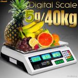 Cantar  Electronic 40 kg--MODEL NOU
