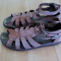 Ganter, sandale dama mar. 38, Marime: 39, Culoare: Din imagine