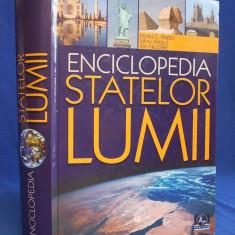 HORIA C. MATEI - ENCICLOPEDIA STATELOR LUMII * EDITIA A 11-A, REV. - 2008 - Enciclopedie