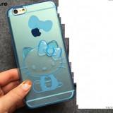 Husa iphone 6 hello kitty silicon