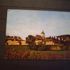 R.P.R. - MANASTIREA VATRA MOLDOVITEI - CIRCULATA, TIMBRATA . - Carte Postala Bucovina 1904-1918, Fotografie