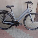 Bicicleta de oras, 20 inch, 28 inch, Numar viteze: 7 - Bicicleta olandeza bsp voyager cu roti de 28 noua