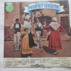 Danses de Provence et du Languedoc - vinyl(10