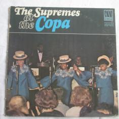 The Supremes – At The Copa _ vinyl(LP, album) SUA (soul) - Muzica R&B Altele, VINIL