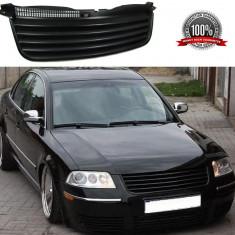 Grila neagra VW Passat 3BG 00 05 - Grile Tuning, Volkswagen, PASSAT (3B3) - [2000 - 2005]