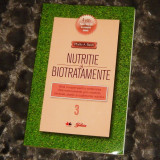 Nutritie si biotratamente - vindecare fara medicamente 450pag - 2+1 gratis - CA7 - Carte tratamente naturiste
