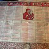 Calendar ortodox 1994 si 1996