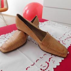 Pantofi dama, Piele naturala - PANTOFI PIELE NATURALA NR 40, ITALIA, FRMA NAPOLEONI