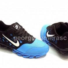 ADIDASI NIKE AIR SpringBlade Spring - Adidasi barbati Nike, Marime: 40, 41, 42, 43, 44, Culoare: Bleumarin, Negru