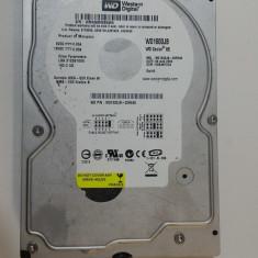 HDD PC Western Digital 160Gb IDE - Hard Disk Western Digital, 100-199 GB, Rotatii: 7200, IDE