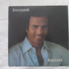 Julio Iglesias – Emociones _ vinyl(LP, album) Olanda - Muzica Latino Altele, VINIL