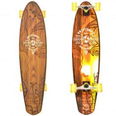 "Skateboard - Longboard Kryptonics Native Surf 36""/91cm"