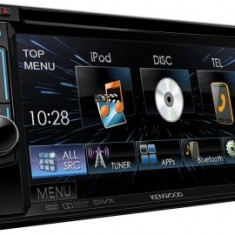 TV Auto - DVD AUTO CU GPS BLUETOOTH USB 2DIN KENWOOD DNX-5230BT