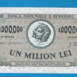 1000000 lei 1947 aUNC 1