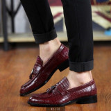 Pantofi eleganti snake mocasini loafer.COLECTIA 2016! Maro,negru sau visiniu
