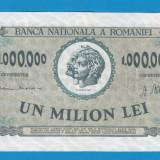 1000000 lei 1947 aUNC 2