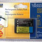 Sony NP FT1 DSC L1 T1 T3 acumulator Vivanco Li-Ion Akku - Baterie Aparat foto