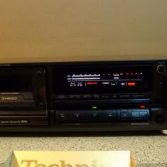 Deck audio - Deck Technics RS-BX828 cap de serie, poze reale, raritate