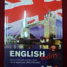 Ghid de conversatie litera - Ilies Campeanu - English Today, vol. 2 - 517805