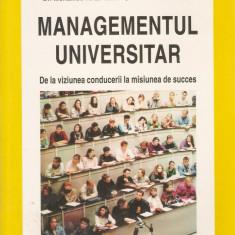Liviu Antonesei - Managementul universitar - 473110 - Carte Management