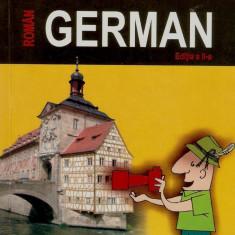 Hans Neumann - Ghid de conversatie polirom Roman-German - 451224