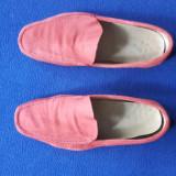 Pantofi barbati - Pantofi casual -boss -piele intoarsa