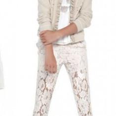 Pantaloni Mayoral dantela 6532 (Imbracaminte pentru varsta: 16 ani - 160 cm, Model: floral)