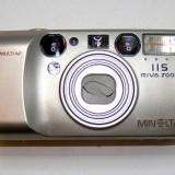 Aparat foto cu film Minolta 115 Riva Zoom(1604)