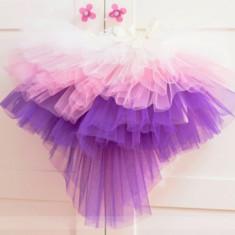 Fustita cu coada Lilac Tutu (Imbracaminte pentru varsta: 9 ani - 134 cm)