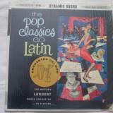 Orchestra Del Oro – The Pop Classics Go Latin _ vinyl(LP,album) SUA
