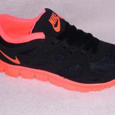 Adidasi dama, Textil - Adidasi Nike Free Run talpa de spuma
