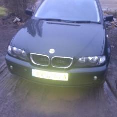 Autoturism BMW, Seria 3, Seria 3: 318, An Fabricatie: 2002, Benzina, 210000 km - BMW 318i