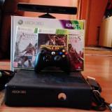 Xbox 360 Microsoft kinect 4 GB +controller+4 jocuri
