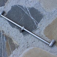 Buzzbar inox CrapRO 2 Posturi Marime 30 cm ( Buzz-bar Bara Lansete ) - Rod pod