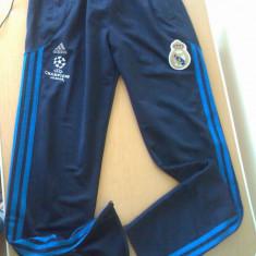 Trening conic adidas champions league real madrid marimea L - Trening barbati, Marime: L, Culoare: Alb