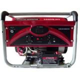 Generator curent - Weima Generator WM-3200E-HT, 2.8 kW, benzina, pornire electrica+baterie, cu roti