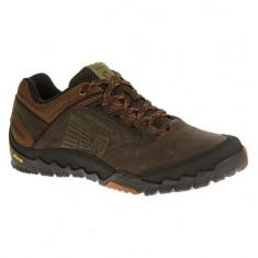 Pantofi pentru barbati Merrell Annex Dark Earth (MRL11013-DAE) - Pantofi barbati Merrell, Marime: 40, 41, 42, 43, 44, 45, 46, 47, Culoare: Maro