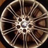 Janta aliaj BMW, Diametru: 18, Latime janta: 8, Numar prezoane: 5 - Vand jante bmw r18 originale m