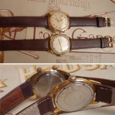 Ceas de mana - Ceas rusesc de colectie WOSTOK data, calibru 2605, placat aur, functional