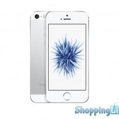 Telefon iPhone Apple, Argintiu, 64GB - IPhone SE 64GB, argintiu | Sigilat | Garantie 1 an | Se aduce la comanda din SUA