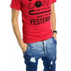 Tricou tip ZARA - tricou barbati - tricou slim fit - tricou fashion - 6168