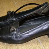 Pantofi dama marca Hush Puppies interior exterior piele marimea 4(echivalent 37 european) (E110_1)