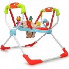 Premergator - Saritor Ajustabil Copii Jumper Cangaroo Xfactor Albastru