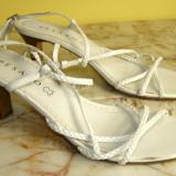 Sandale dama marca Pesaro interior exterior piele marimea 39 (P493_1)