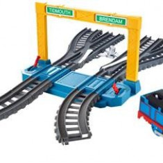 Set Thomas And Friends Trackmaster Switch Stop And Signal Expansion Pack - Trenulet de jucarie