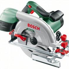 Fierastrau circular - Ferastrau circular Bosch PKS 66 A 1400W 5000 RPM