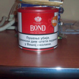 Tutun BOND cutie 80 gr./36 ron
